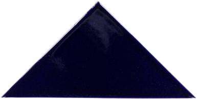 Cobalt Blue - Talavera Mexican Triangle Tile