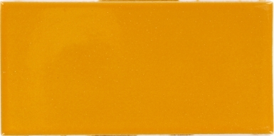Tangerine Yellow - Talavera Mexican Subway Tile