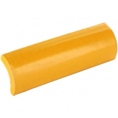 Quarter Round: Tangerine Yellow - Talavera Mexican Tile