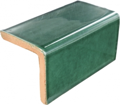 V-Cap: Verde Hoja - Talavera Mexican Tile