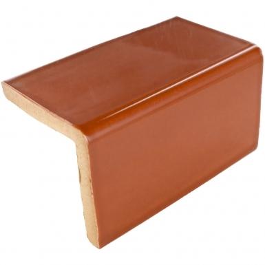 V-Cap: Rust - Talavera Mexican Tile