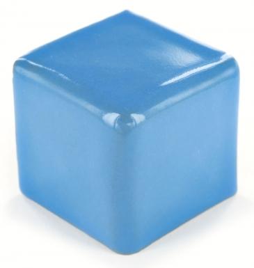 V-Cap Corner: Turquoise - Talavera Mexican Tile