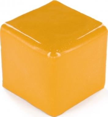 V-Cap Corner: Tangerine Yellow - Talavera Mexican Tile