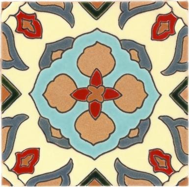 Santa Monica Santa Barbara Ceramic Tile