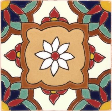 Jazmin 1 Santa Barbara Ceramic Tile