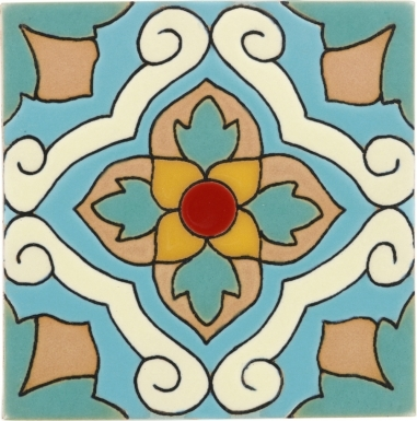 Capistrano 1 Santa Barbara Ceramic Tile