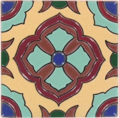 Malaga Santa Barbara Ceramic Tile