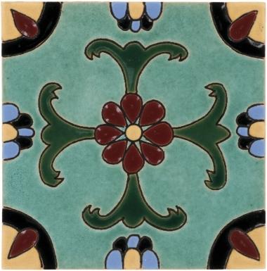 Malibu 1 Santa Barbara Ceramic Tile