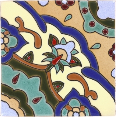 Santa Barbara Santa Barbara Ceramic Tile