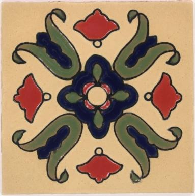 Cadiz 1 Santa Barbara Ceramic Tile