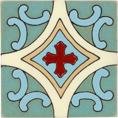 Santa Fe Santa Barbara Ceramic Tile