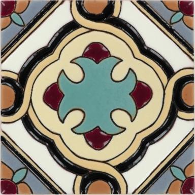 Junipero Santa Barbara Ceramic Tile