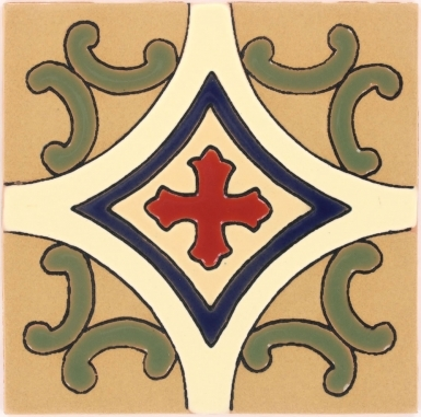Santa Fe 2 Santa Barbara Ceramic Tile