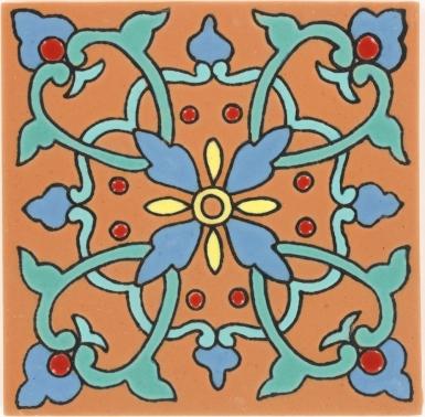 Alameda Santa Barbara Ceramic Tile