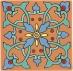 Napa 2 Border Santa Barbara Ceramic Tile