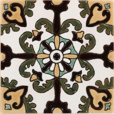 Rosario 2 Santa Barbara Ceramic Tile