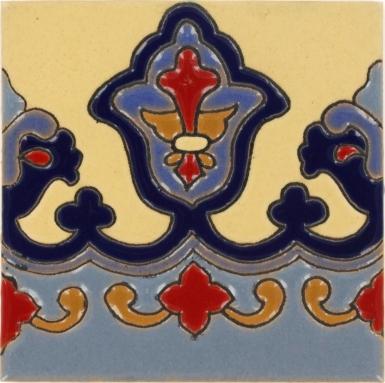Alhambra Santa Barbara Ceramic Tile