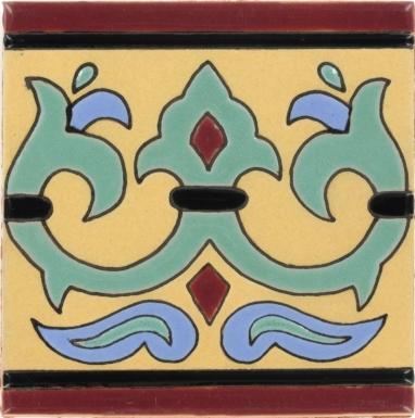 Alcazar Santa Barbara Ceramic Tile