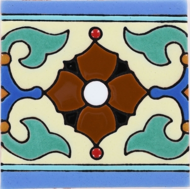 Jerez Santa Barbara Ceramic Tile