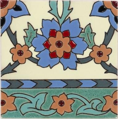Pasadena Santa Barbara Ceramic Tile