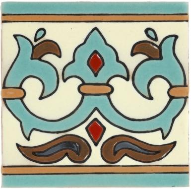 Montecito Santa Barbara Ceramic Tile
