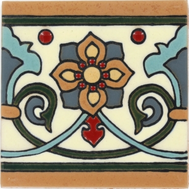 Napa 1 Santa Barbara Ceramic Tile
