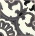 Manzanilla Black Amp Ivory Gloss Santa Barbara Ceramic Tile