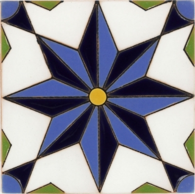 Alya Santa Barbara Ceramic Tile