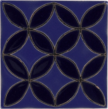 Prisme Blue Santa Barbara Ceramic Tile