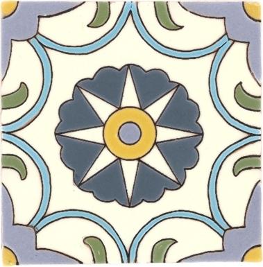 Torrance Santa Barbara Ceramic Tile
