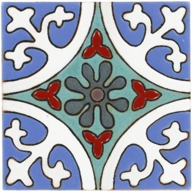 La Quinta Lapis Lazuli Santa Barbara Ceramic Tile