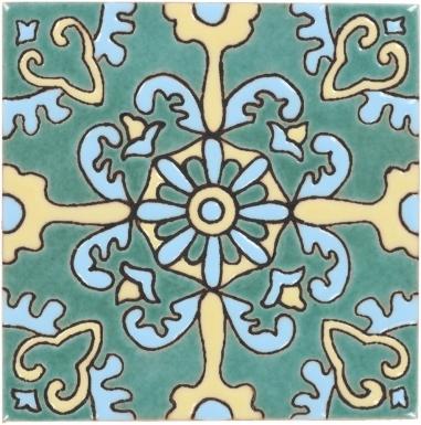 Rosario Jade Gloss Santa Barbara Ceramic Tile