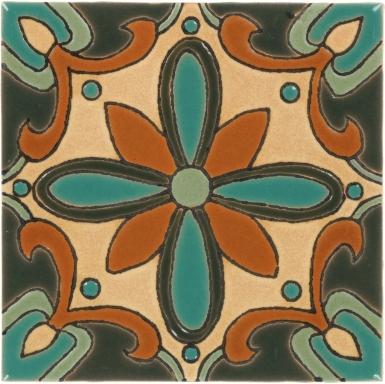Olive Mira Monte Santa Barbara Ceramic Tile