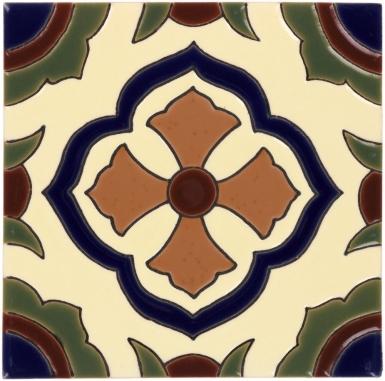 Malaga 2 Santa Barbara Ceramic Tile