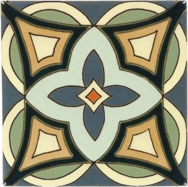 Olive Melrose Santa Barbara Ceramic Tile