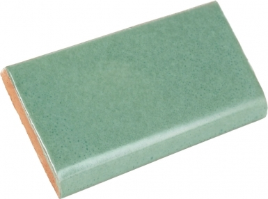 Surface Bullnose: Jade Gloss Santa Barbara - Ceramic Tile