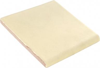 Surface Bullnose: Yellow Quartz Matte - Sta Barbara Tile