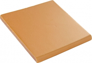 Surface Bullnose: Caramel Matte - Santa Barbara Tile