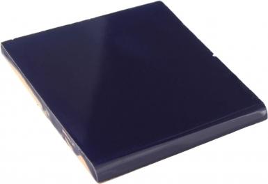 Surface Bullnose: Sapphire Gloss - Santa Barbara Tile