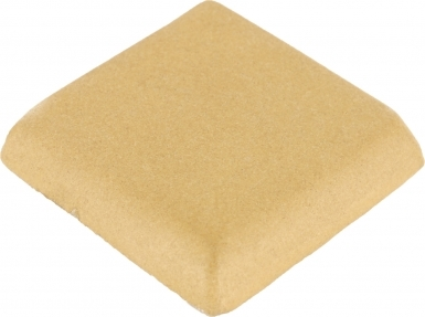 Double Surface Bullnose: Ambar Matte - Santa Barbara Tile