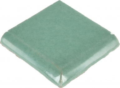 Double Surface Bullnose: Jade Gloss - Santa Barbara Tile
