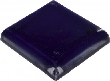 Double Surface Bullnose: Sapphire Gloss - Santa Barbara Tile