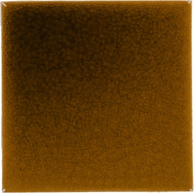 Honey Terra Crackle Ceramic Tile