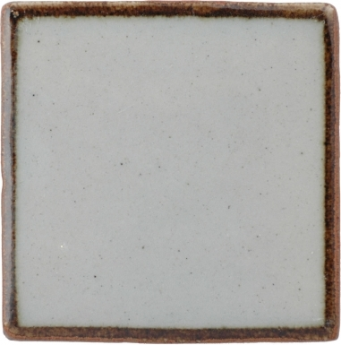 Gray With Border Tenampa Stoneware Tile