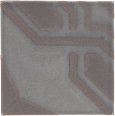 Rose des Vents Azahara Hancrafted Ceramic Tile