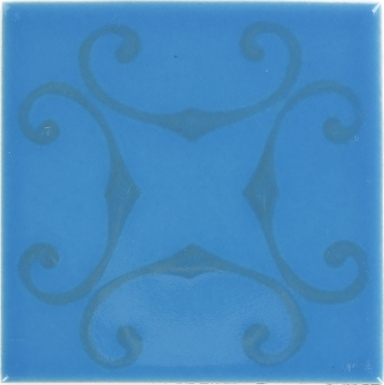 Roussillon Hancrafted Ceramic Tile