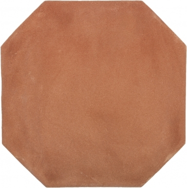 Octagonal - Tierra High Fired Floor Tile