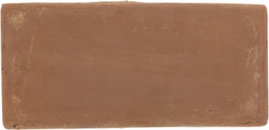 "5.75"" x 12"" Unsealed Spanish Mission Red Floor Tile"