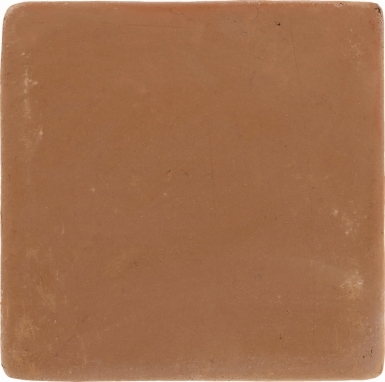 "8.25"" x 8.25"" Unsealed Spanish Mission Red Floor Tile"