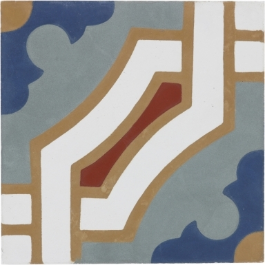 Palau Barcelona Cement Floor Tile